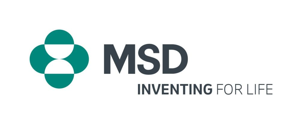 MSD is a tradename of Merck & Co., Inc. with headquarters in Kenilworth, New Jersey, USA.